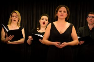 book professional choir hire uk