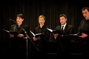 Traditional Male Choir, professional choir