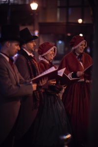 carol singers for hire