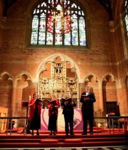 professional choir hire uk