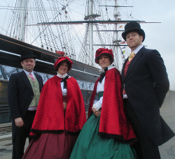 Victorian Carol Singers for Hire UK