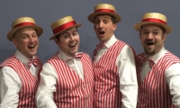 Barbershop Quartet for Hire