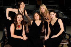 Female Opera Ensemble for Hire