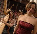 Female Singer and Harpist Performers for Hire London