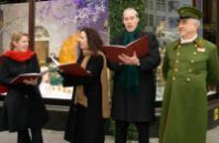 Carol singers for Hire UK