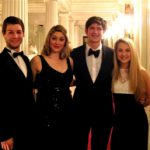 Four Voice A Cappella Classical Singers for Hire