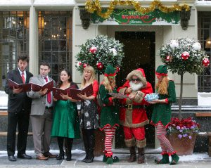 Hartley Voices Carollers for Hire London