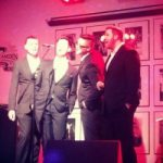Incognitones Barbershop Quartet for Hire London