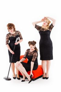 Jazz Trio Female Jazz Close Harmony Singers for Hire UK