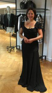 Opera Singer performance at Vivienne Westwood