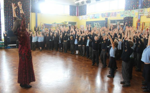 OperasCool Hartley Voices Educational School Music Programme