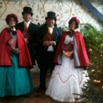 Victorian Carol Singers for Hire