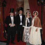 Victorian Carollers for Hire London