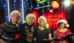 Festive Professional Carol Singers supporting some fantastic causes