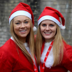 Hartley Voices are supporting St Luke's Santa Dash in 2016