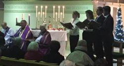Carol Service Singers