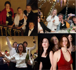 Book extraordinary singing waiters and opera singers for hire in London and UK-wide