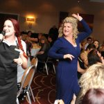 HIre fabulous singing waitresses in the uk