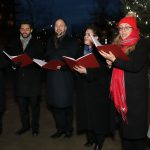 Hartley Voices Carol Singers perform for Countryside- GMV Christmas Event 2019