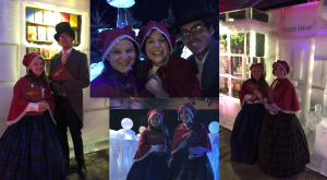 Christmas carol singers hire uk
